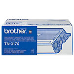 Brother TN 3170 Original Tonercartridge Zwart