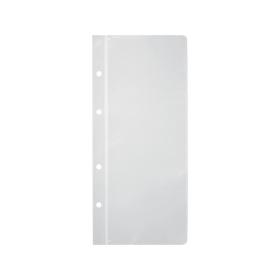 Pochettes Pour Cartes De Visite Office Depot Transparent 80 11 X 246 Cm 10 Unites 8 Feuilles Par Viking