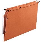 Dossiers suspendus ELBA AZV Ultimate® A4 Orange Carton 25 Unités
