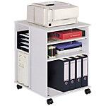Armoire mobile pour copieur Stand DURABLE Gris 528 x 592 x 748 mm