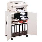 Armoire mobile pour copieur Stand DURABLE Gris 528 x 748 x 400 mm