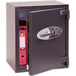 Coffre fort haute sécurité Phoenix HS3552E Serrure électronique Gris 520 x 500 x 650 mm