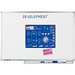 Tableau blanc Legamaster Professional émail magnétique 90 x 60 cm