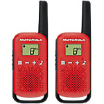 Talkie walkie Motorola Talkabout T42 Rouge