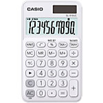 Calculatrice de poche Casio SL 310UC WE 10 chiffres Blanc