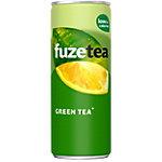 Canette fuzetea Thé vert 24 Unités de 250 ml
