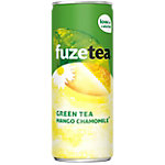 Thé vert fuzetea Mangue Camomille 24 Unités de 250 ml