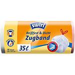 Sacs poubelle Swirl 35 l Transparent 65 x 60 x 63 cm 15 Unités