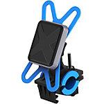 Support Smartphone pour vélo XLayer Magfix Noir