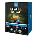 Café CAFÉ ROYAL Lungo 36 Unités
