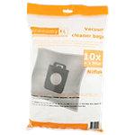 Sacs pour aspirateur Economy XL BAG S BAG 10 Unités