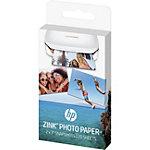 Papier photo autocollant Zink HP W4Z13A 51 x 76 mm 290 g
