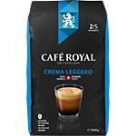 Café CAFÉ ROYAL Crema Leggero 1 kg