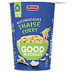 Nouilles de riz UNOX Curry Thaïlandais 8 Unités de 69 g