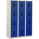 Casier NHT 180 3.12 Gris, bleu