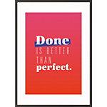Cadre de motivation Paperflow 210 x 297 mm Rouge