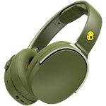 Casque sans fil Skullcandy Hesh 3 Sur tête Bluetooth Avec microphone Vert olive