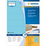 Étiquettes universelles HERMA 4558 105 x 42 mm 100 Feuilles de 14 Étiquettes