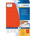 Étiquettes universelles HERMA 4552 105 x 37 mm 20 Feuilles de 16 Étiquettes