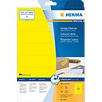 Étiquettes universelles HERMA 4551 105 x 37 mm 20 Feuilles de 16 Étiquettes