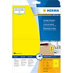 Étiquettes universelles HERMA 4496 200 x 144 mm 20 Feuilles de 2 Étiquettes