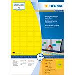 HERMA 4237 25 x 10 mm 100 Feuilles de 189 Étiquettes
