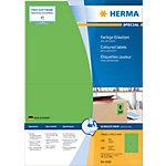 Étiquettes universelles HERMA 4569 199 x 143 mm 100 Feuilles de 2 Étiquettes