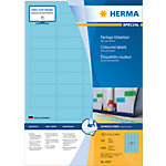 Étiquettes universelles HERMA 4547 45 x 21 mm 100 Feuilles de 48 Étiquettes