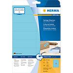 Étiquettes universelles HERMA 4553 105 x 37 mm 20 Feuilles de 16 Étiquettes