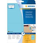 HERMA 4563 105 x 148 mm 20 Feuilles de 4 Étiquettes