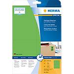 HERMA 4564 105 x 148 mm 20 Feuilles de 4 Étiquettes