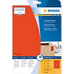 Étiquettes universelles HERMA 4562 105 x 148 mm 20 Feuilles de 4 Étiquettes