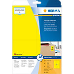 Étiquettes universelles HERMA 4561 105 x 148 mm 20 Feuilles de 4 Étiquettes