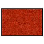 Tapis d'entrée Color Your Life Rhine Rouge Polyamide 2000 x 1350 mm