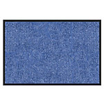 Tapis d'entrée Color Your Life Rhine Bleu Polyamide 1200 x 900 mm