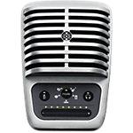 Microphone de caméscope numérique Shure MOTIV MV51 Argenté