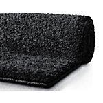 Tapis de bain Sky PS, microfibre Gris foncé 600 x 500 mm
