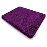 Tapis de bain Sky Polyester, microfibre Violet 1500 x 800 mm