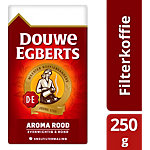 Café moulu Douwe Egberts Aroma Red 250 g