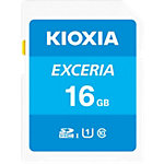 Carte mémoire SD KIOXIA Exceria U1 Class 10 16Go