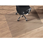 Tapis protège sol Floordirekt Pro pour sols durs Transparent 1800 x 1200 mm