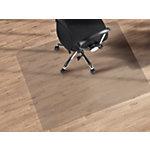 Tapis protège sol Floordirekt Pro pour sols durs Transparent 3000 x 1200 mm