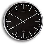 Maul Horloge murale MAULfly 30 cm Noir