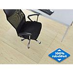 Tapis protège sol Floordirekt Pro Neo pour sols durs Transparent Vinyle 3000 x 1200 mm