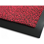 Tapis de porte Sky Dirt Trapper Rouge 900 x 1,500 mm