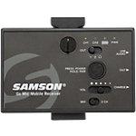 Microphone SAMSON GO MIC MOBILE Sans fil Noir
