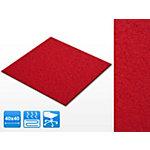 Dalle de moquette Casa Pura Scène Rouge PP 400 x 400 mm