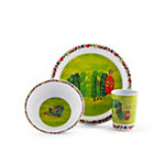 Set de vaisselle The Very Hungry Caterpillar 3 Unités