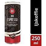 Café glacé Douwe Egberts Ice Espresso 12 Unités de 250 ml