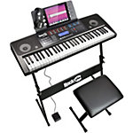 Super kit clavier RockJam 61 touches